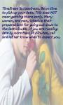 Dating Tips Free screenshot 4/6