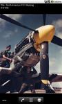 Fighter P-51 Mustang LWP Lite screenshot 1/6
