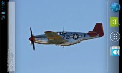 Fighter P-51 Mustang LWP Lite screenshot 3/6