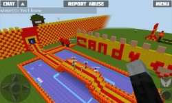 World of Cubes - online block building sandbox screenshot 2/6
