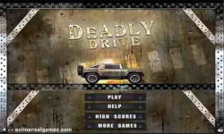 Deadly Drive Free screenshot 1/4