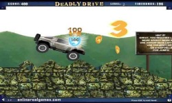 Deadly Drive Free screenshot 2/4
