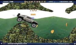 Deadly Drive Free screenshot 3/4