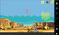Dragon Ball Goten Jump screenshot 1/3