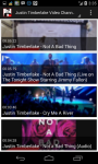 Justin Timberlake Video Clip screenshot 1/6