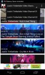 Justin Timberlake Video Clip screenshot 2/6