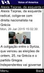 VOA Portuguese for Java Phones screenshot 2/6