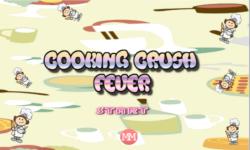 Cooking Crush Fever screenshot 1/6