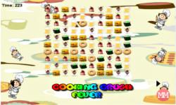 Cooking Crush Fever screenshot 2/6