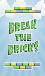 Break All Bricks Free screenshot 1/6