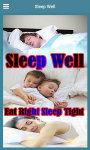 Sleep Well Tips screenshot 1/4