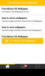 Free Minion HD Wallpaper screenshot 2/6