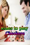 Play Checkers Rules screenshot 1/5