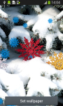 Snowfall Live Wallpapers Top screenshot 1/6