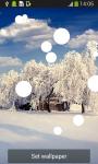 Snowfall Live Wallpapers Top screenshot 3/6