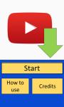 Video- Downloader screenshot 1/1