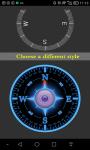 Super Smart Compass Free screenshot 2/3