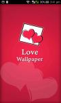 Love Wallpapers Images screenshot 1/6