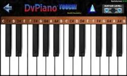 New piano touch screenshot 1/6