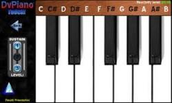New piano touch screenshot 3/6
