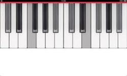 New piano touch screenshot 5/6