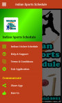Indian Sports Schedule screenshot 2/4