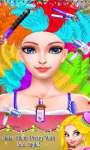 Christmas Girl Salon Makeover screenshot 3/5