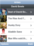 MyMusicCloud screenshot 2/5