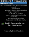 Screen Power Saver screenshot 1/2