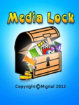 Media Lock Blackberry screenshot 1/4