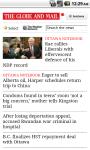 Canada Newspapers screenshot 2/6