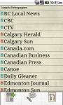 Canada Newspapers screenshot 4/6