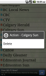 Canada Newspapers screenshot 5/6