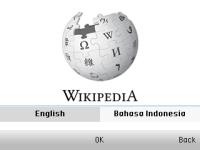 Wikipedia on Blaast screenshot 1/6