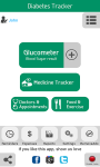Diabetes Tracker_Free screenshot 2/6