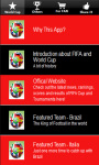 UN Fifa World Cup Brazil 2014 Soccer Futbol News screenshot 2/2