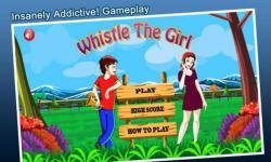 Whistle The Girl Funny Game screenshot 1/4