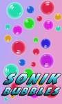 Sonik Bubbles – Free screenshot 1/6