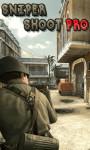 Sniper Shoot Pro - Free screenshot 1/6