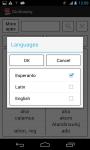 Dictionary FI NO SV screenshot 2/3