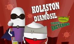 Kolaston and Diamosil versus Bacterius  screenshot 1/3