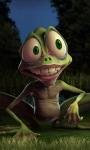 Funny Frog Lwp screenshot 2/3