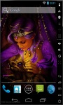 Dragon Queen Live Wallpaper screenshot 2/2