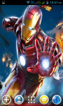 Iron Man Live Wallpapers screenshot 3/4