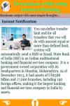 Precautions while using Internet Banking screenshot 3/3