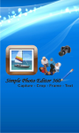 Simple Photo Editor 360 for Android screenshot 1/3