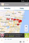 Mobile Track Location Tracker screenshot 1/2