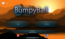 BumpyBall screenshot 2/6