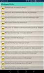 Guide for Whats screenshot 2/5
