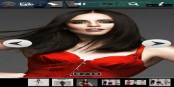 Asia Hot Model Wallpaper screenshot 2/2